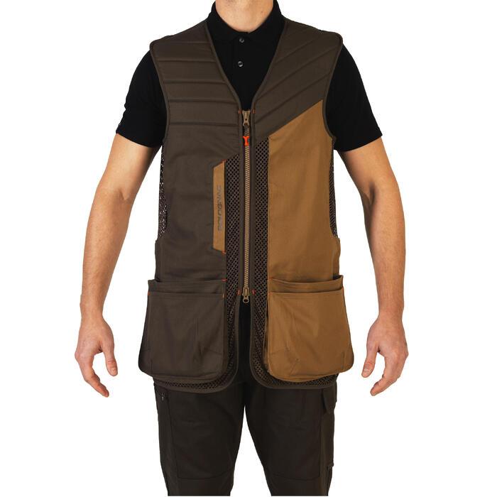 Vest 500 voor kleiduifschieten - 1123657