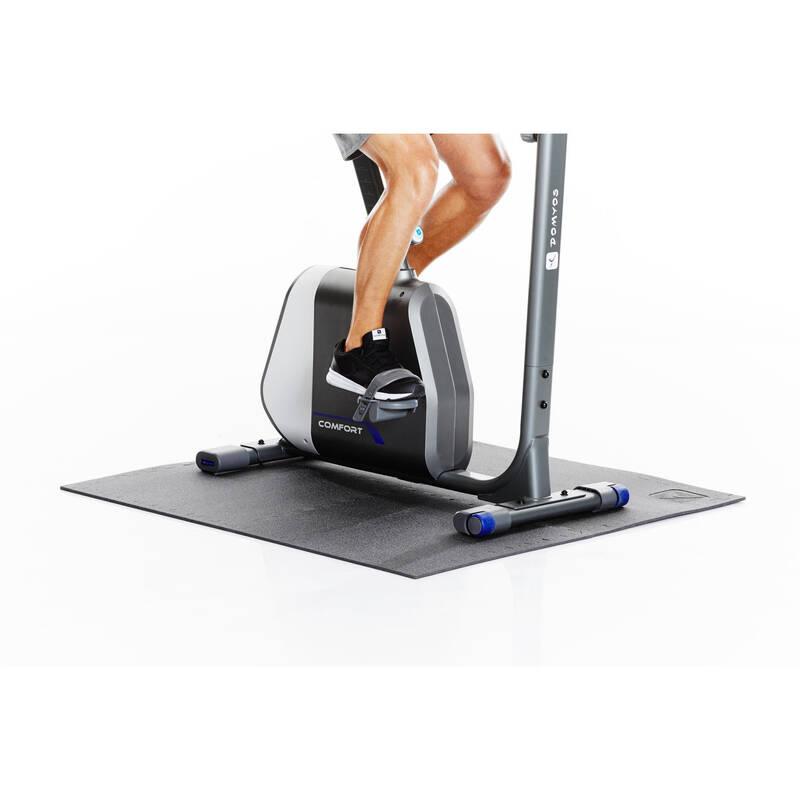 DOPLŇKY K VYBAVĚ NA KARDIO FITNESS Fitness - PODLOŽKY POD STROJE DF920 4 KS DOMYOS - Kardio trénink a stroje