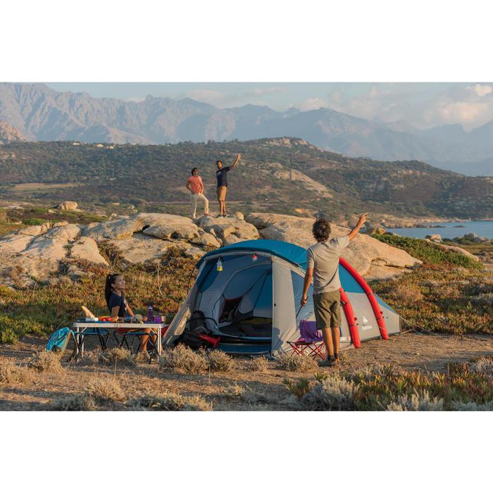 Chaise basse de camping - 1123929