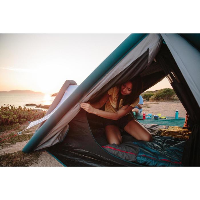Sac de couchage de camping ARPENAZ 10° coton - 1123941