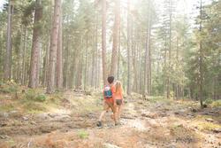 Koelrugzak voor trekking Forclaz 10 liter - 1123967