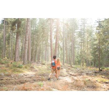 Koelrugzak voor wandelen in de natuur 10 l groen