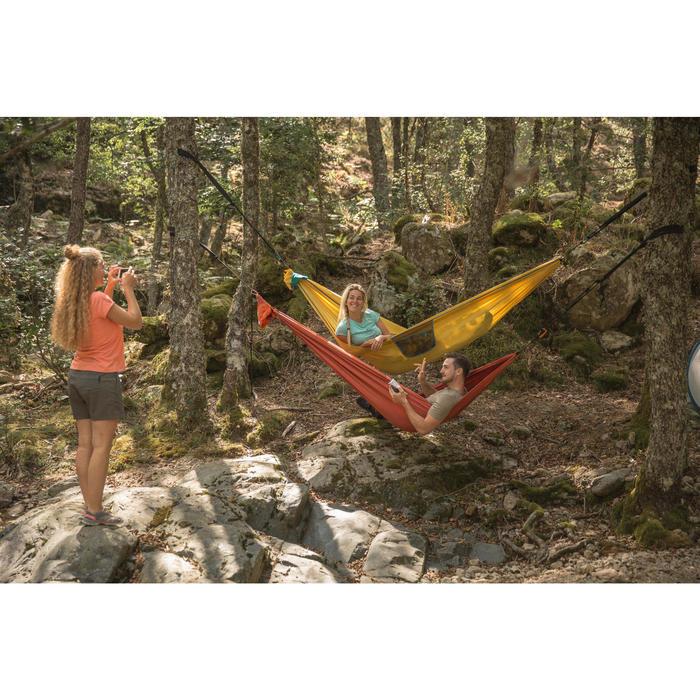 Hangmat voor kamperen Comfort voor 2 personen 280 x 175 cm