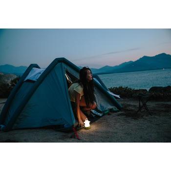 Campinglampe Wanderlampe BL 100 Lumen blau
