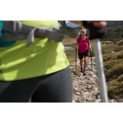 Waterdichte wandelschoenen voor dames Quechua Forclaz 100 high - 1124069