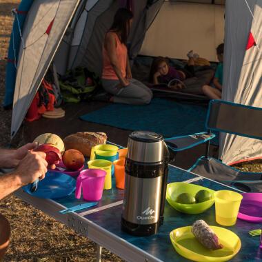 Wie funktioniert Camping ohne Strom?