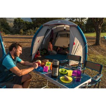Table de camping 4 personnes avec 4 sièges - 1124071