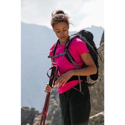 Funktionsshirt Bergwandern MH500 Damen türkis