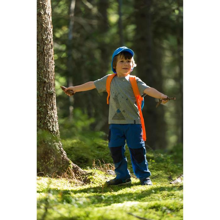 Wandelpet voor jongens Hike 500 blauw