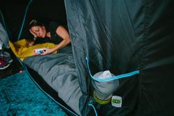 Verlichtingsset voor kamperen Clic 60 lumen blauw/roze - 1124097