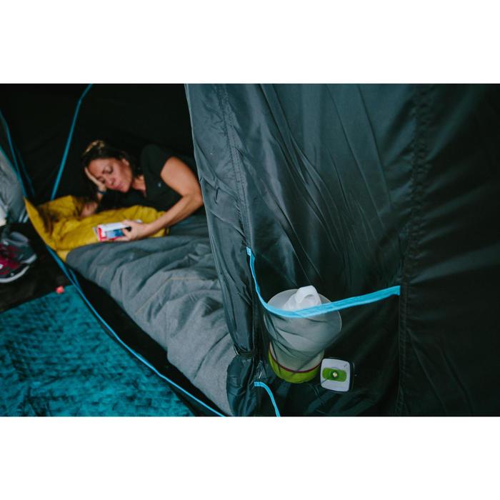 Verlichtingsset tent Clic Camp 60 lm blauw roze - 1124097