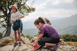 Wandel T-shirt voor meisjes Hike 500 - 1124101