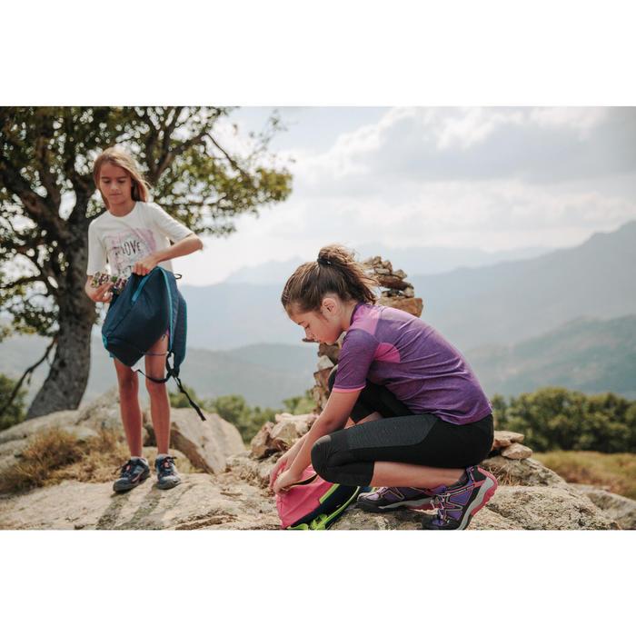 Meisjeslegging voor wandelen Hike 500 paars