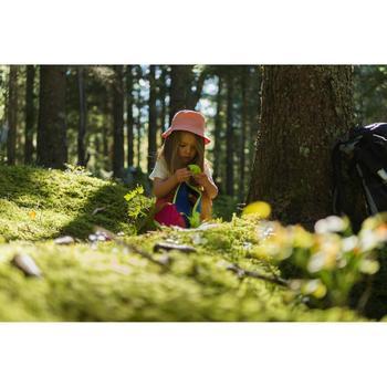 Chapeau de randonnée enfant Hike 500 bleu