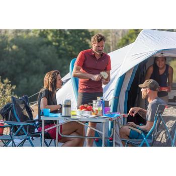 Armstoel voor op de camping