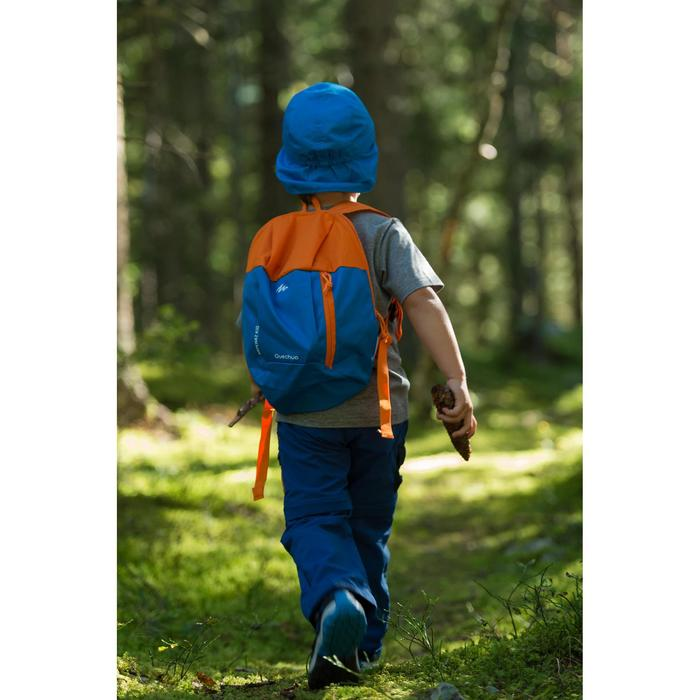 Hike 500 Children's Boy's Hiking Cap – Blue