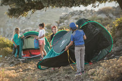 Pop up tent 2 Seconds | 3 personen - 1124167