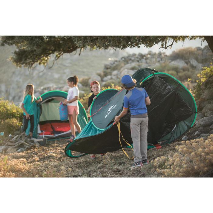 Sac de couchage enfant de camping   / camp du randonneur ARPENAZ 20° - 1124167