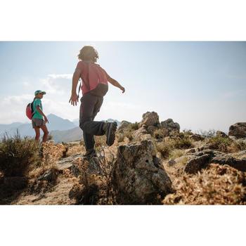 Chaussures de randonnée enfant Forclaz 500 Mid imperméables - 1124174