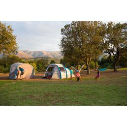 Hamaca Camping Quechua 1 Persona Azul