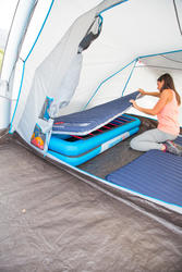 Luchtbed voor camping / bivak Air Pump 70 | 1 persoon blauw - 1124190