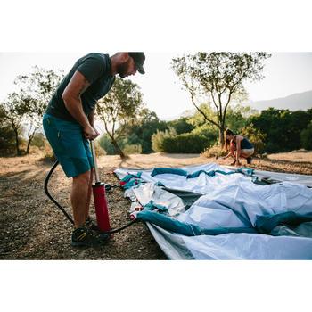 Luftpumpe Doppelhub 5,2 L für Zelte und Luftmatratzen 7 PSI