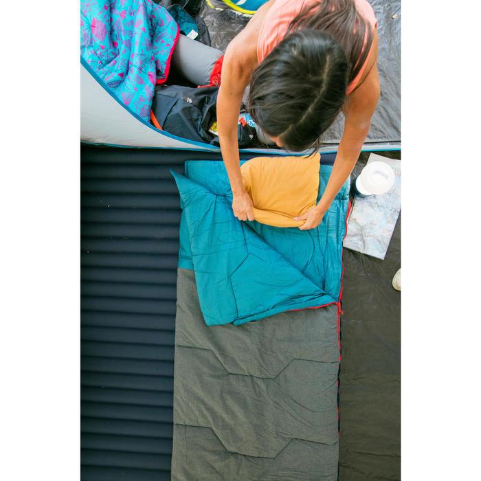 Sac de couchage de camping ARPENAZ 10° coton - 1124214