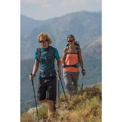 T-shirt korte mouwen trekking Techfresh 100 heren - 1124225