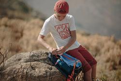 Jongens T-shirt voor wandelen Hike 500 - 1124234