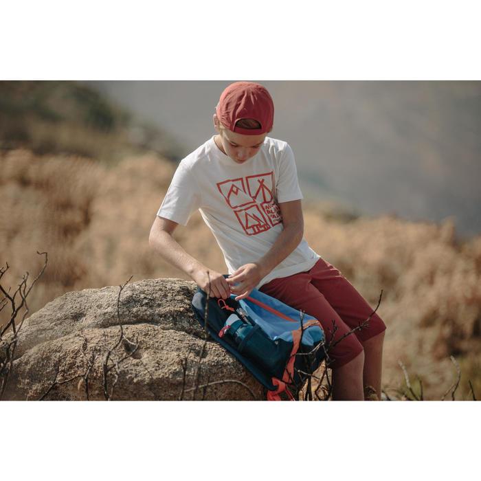 Sac à dos de randonnée enfant Arpenaz 15 litres   junior bleu