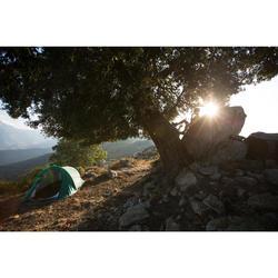 Tienda de campaña Quechua 2 SECONDS | 3 personas verde