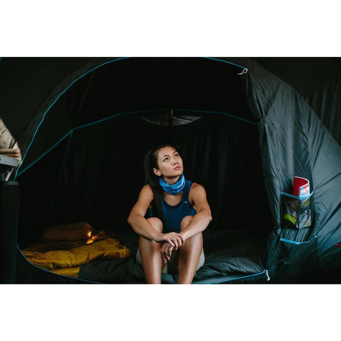 Sac de couchage de camping ARPENAZ 10° coton - 1124256
