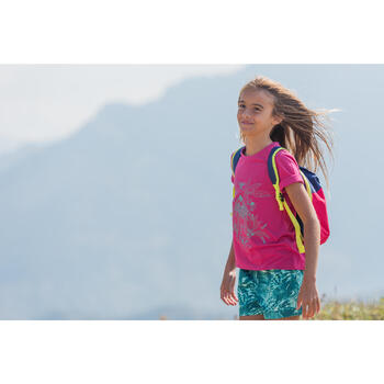 T-Shirt de randonnée fille Hike 500 - 1124264