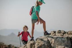 Jongens T-shirt voor wandelen Hike 900 - 1124267