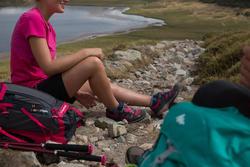 Waterdichte wandelschoenen voor dames Quechua Forclaz 100 high - 1124275