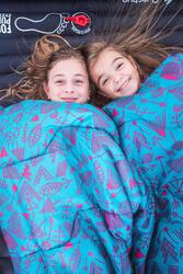 Kinderslaapzak voor camping / bivak Arpenaz 20° - 1124287