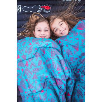 Sac de couchage enfant de camping   / camp du randonneur ARPENAZ 20° - 1124287
