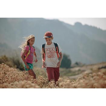 Arpenaz 15 Litres Junior Hiking Backpack - Red