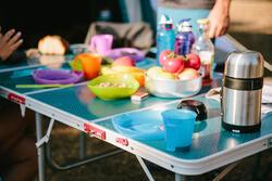 Vouwtafel XL voor camping / bivak 6 tot 8 personen - 1124290