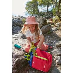 Hike 500 Children's Hiking Hat - Pink