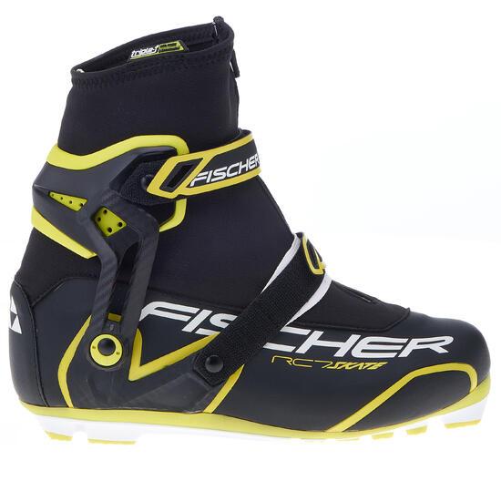 Langlaufschoenen voor heren, voor sportief skating, RC7 NNN - 112432
