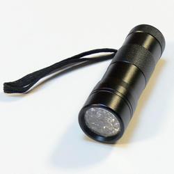 Mini-UV-Taschenlampe