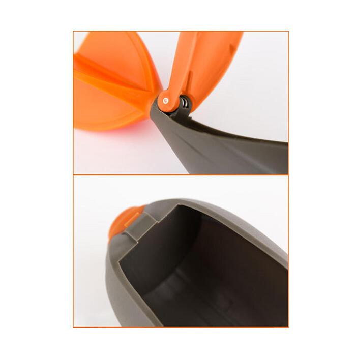 Voerraket voor karpervissen Impact Spod M - 1124721