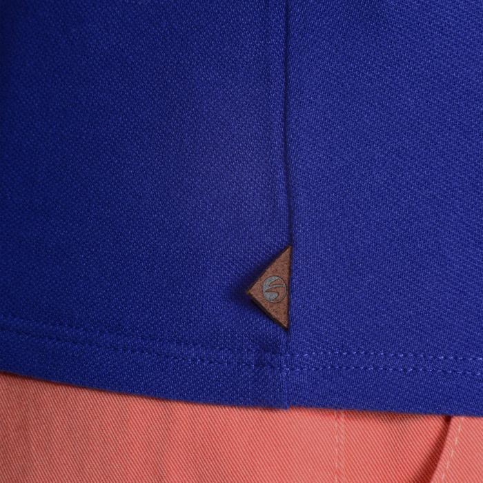 Polo de golf femme manches courtes 500 temps tempéré - 1124764