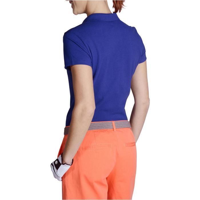 Polo de golf femme manches courtes 500 temps tempéré - 1124798