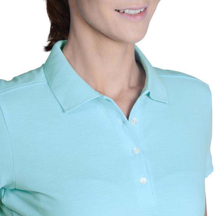 Polo de golf femme manches courtes 500 temps tempéré - 1124920