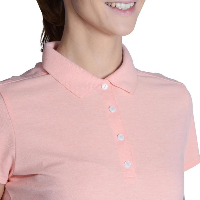 Polo de golf femme manches courtes 500 temps tempéré - 1124926