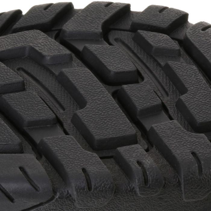 Chaussures de randonnée enfant NH100 imperméables Bleu Corail - 1125040