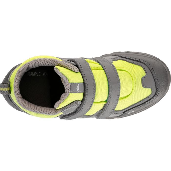 Chaussures de randonnée enfant NH500 Mid imperméables JR corail - 1125108