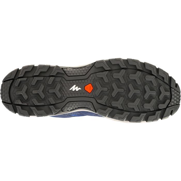 Chaussures de randonnée montagne homme MH100 imperméable - 1125112